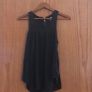 American eagle outfitters black tank top